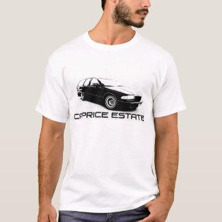 Vagão de propriedade do capricho camiseta