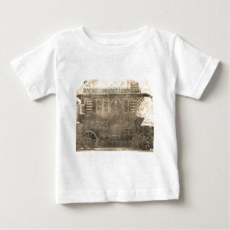 Vagão do cigano do vintage tshirt