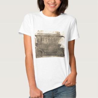 Vagão do cigano do vintage tshirts