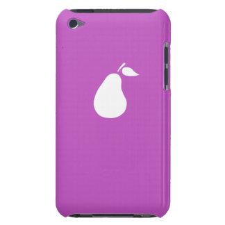 vagem vitorioso Fuschia da pera de iCarly/ Capa Para iPod Touch