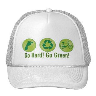 Vai o duro, vai verde boné