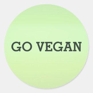 Vai o grupo da etiqueta do Vegan