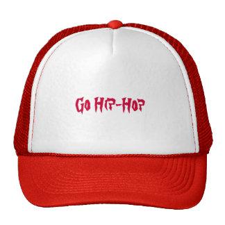 Vai o hip-hop boné