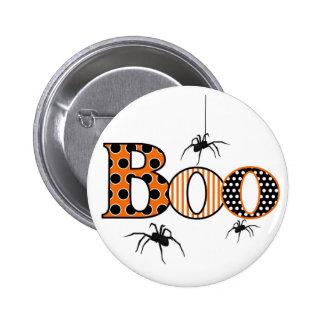VAIA com aranhas o Dia das Bruxas Pins