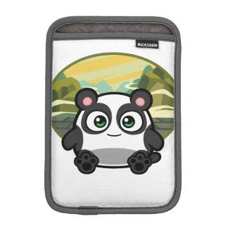 Vaia como caso do iPad da panda o mini Luvas Para iPad Mini