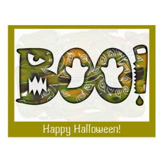 VAIA o Dia das Bruxas feliz - cartão ou convite