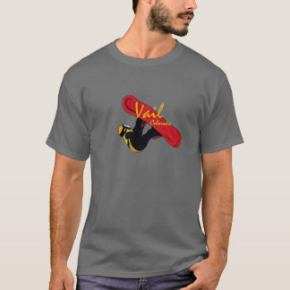 Vail, camisa dos homens de Colorado