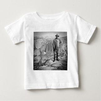 Vale CA de Yosemite do ponto da geleira de Teddy Camisetas