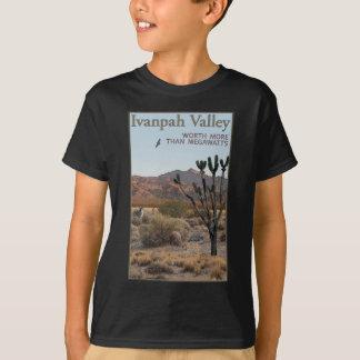 Vale de Ivanpah Camiseta