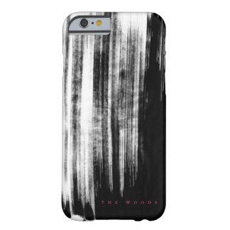 Valência a capa de telefone das madeiras