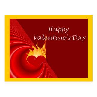Valentine&apos feliz; dia de s cartões postais
