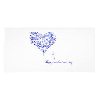 valentine cartoes com fotos personalizados