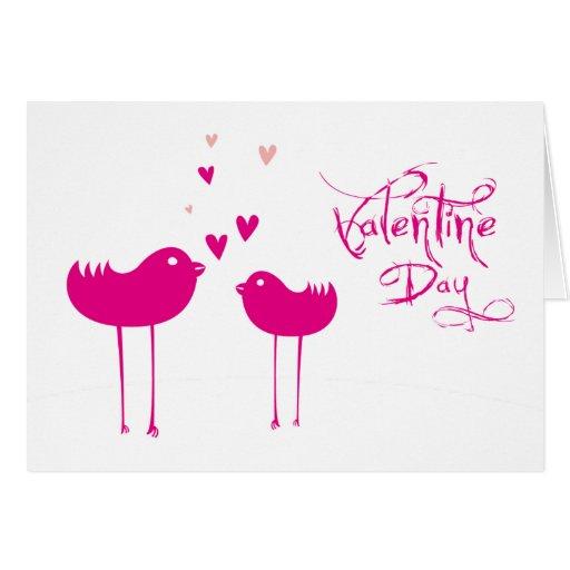 Valentine Day - Cartao