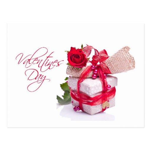 Valentines Day Postcard Cartão Postal