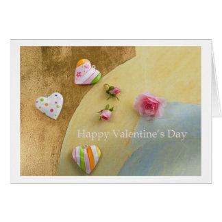 Valentinstagskarte Cartão