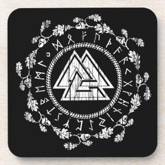Valknut - grupo da porta copos dos Runes de 6