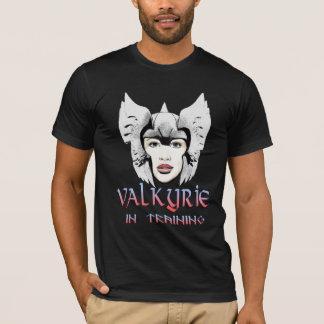 Valkyrie na camisa do treinamento