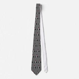 Vampiro moderno gravata