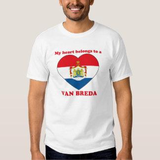 Van Breda Camisetas