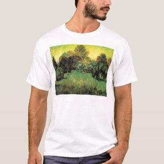 Van Gogh as belas artes da natureza do vintage do Camiseta