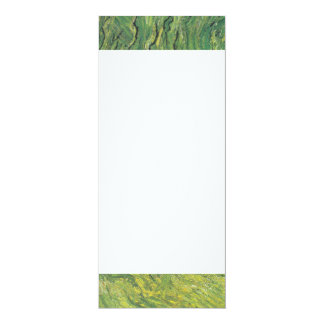 Van Gogh | duas borboletas brancas Convite 10.16 X 23.49cm