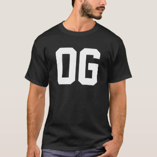 Vândalo original do gueto de Gangsta do gângster Camiseta