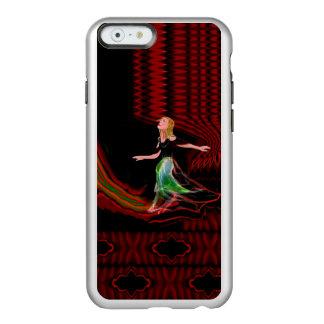 Vão suas próprias capas de iphone originais da capa incipio feather® shine para iPhone 6