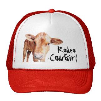 Vaqueira do rodeio ou chapéu do camionista do vaqu bonés