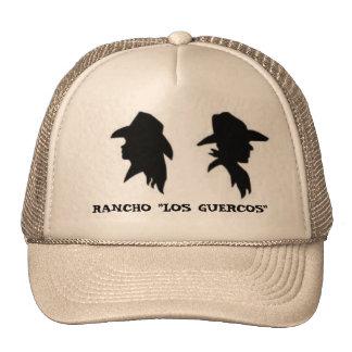 Vaqueira, vaqueiro, RANCHO Boné