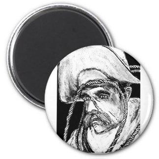 Vaqueiro com o jGibney da corda B&W2 o soldado de Imas