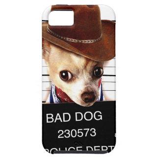 vaqueiro da chihuahua - cão do xerife capa para iPhone 5