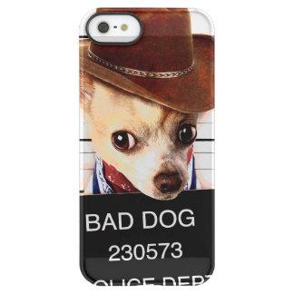 vaqueiro da chihuahua - cão do xerife capa para iPhone SE/5/5s permafrost®
