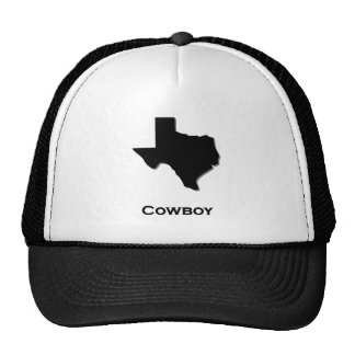 Vaqueiro de Texas Boné