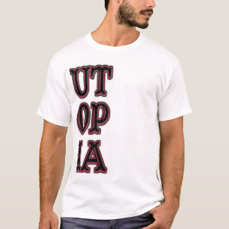 Vaqueiro de Utopia Camiseta