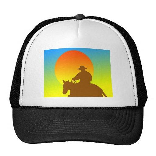 Vaqueiro do por do sol boné