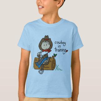 Vaqueiro no camiseta e nos presentes do