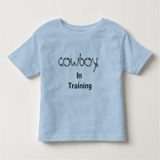 vaqueiro no treinamento tshirts