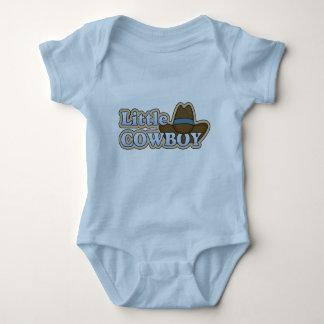 Vaqueiro pequeno - meninos ocidentais camisetas