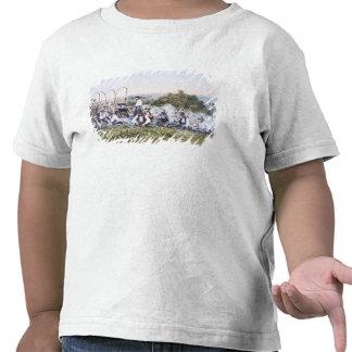 Vaqueiros em Almoço, 1904 (foto) Camisetas