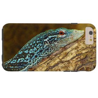 Varanus Azul-Manchado Macraei do monitor da árvore Capas iPhone 6 Plus Tough