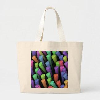Varas da argila - bolsas de lona