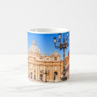 Vaticano clássico da caneca