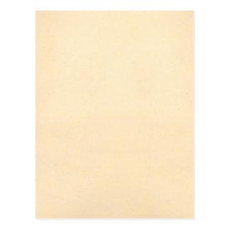 Vazio 1817 do modelo do papel de pergaminho do cartão postal