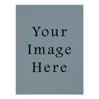 Vazio confederado claro das cinzas da cor da tendê impressão de fotos