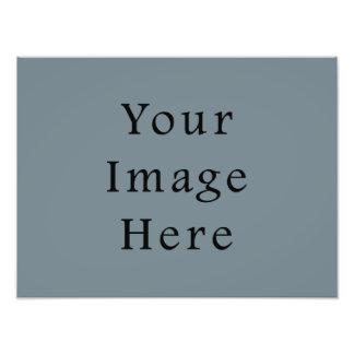 Vazio confederado claro das cinzas da cor da tendê impressão de foto