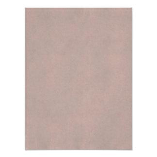 Vazio malva neutro do papel de pergaminho de Brown Impressão De Foto