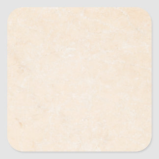 Vazio neutro de creme de pedra de mármore do fundo adesivo quadrado