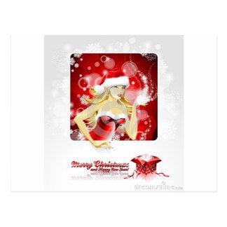 vector-holiday-illustration-christmas-theme-262682 cartão postal