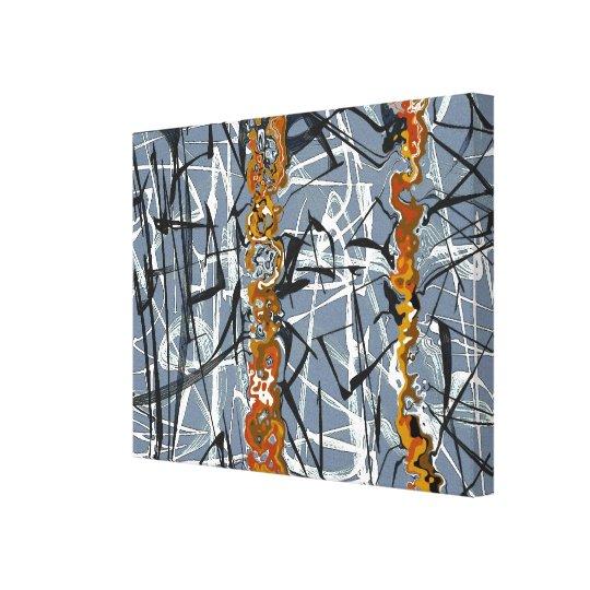 Vega - canvas abstratas