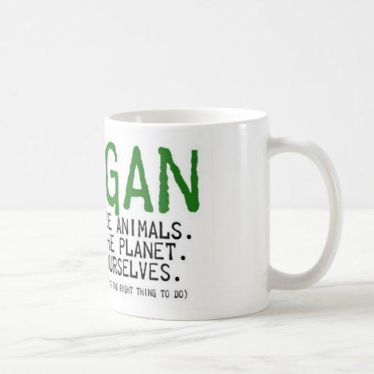Vegan Caneca De Café